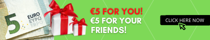 5 Euro free when your friends register with PetFoodCyprus.com