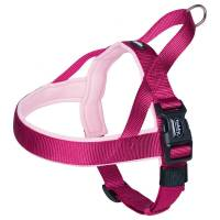 image of Nobby Norwegian Harness Classic Preno Rasberry-pink L 68-85 Cm - 54 Cm W 40-45 Mm