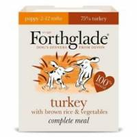 image of Forthglade Puppy Turkey & Rice395 Gr