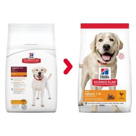 Hill's Science Plan Light Large Breed Adult Dog Food With Chicken