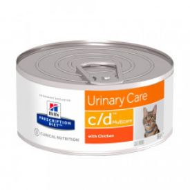 Hill's Prescription Diet C/d Multicare Cat Food With Chicken