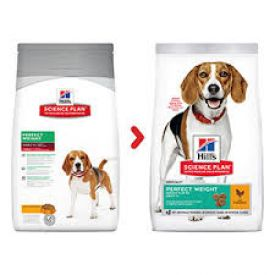 Hills Perfect Weight Medium Dog Food