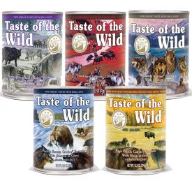 Taste Of The Wild Wet Food