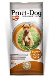 Proct Dog Puppy Chicken 20kg