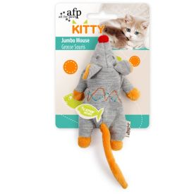 Afp Kitty Toy Jumbo Mouse