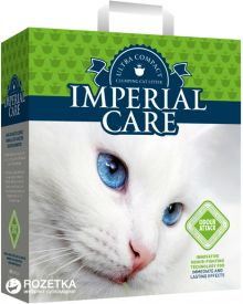 Imperial Care Clumping Cat Litter 10 L - Odour Attack
