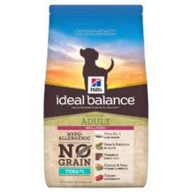 Hills Ideal Balance No Grain Adult Small Breed Dry Dog Food Tuna And Potato