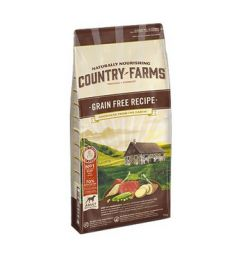 Country Farms Grain Free Adult Beef 11 Kg