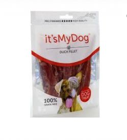 It Is My Dog Duck Fillet 85gr