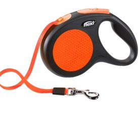 Kong Flexi Tape Neon 5m Orange