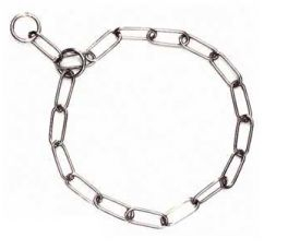 image of Karlie Long Link Chain 47 Cm Plated