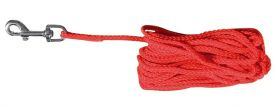 Trixie Tracking Dog Leash Red