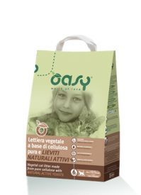 Oasy Natural Cellulose Plant Litter 6 Lt