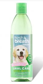 Tropiclean Fresh Breath Oral Care Water Additive For Puppies