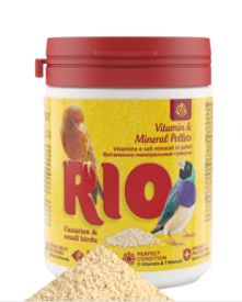 Rio Vitamin & Mineral Pellet For Canaries