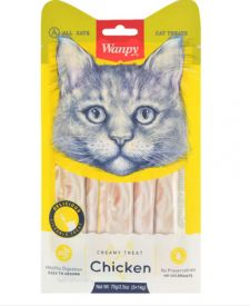 Wanpy Creamy Lickable Treats Chicken