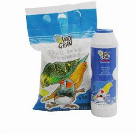 Vadigran White Sand For Cage 2 Kg