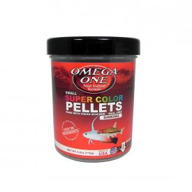 Omega One Sinking Super Colos Pellets 250ml