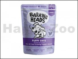 Barking Heads Canine Wet Pouch Puppy Days 300g