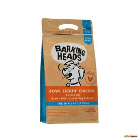Barking Heads Bowl Lickin' Chicken Adult Small Breed