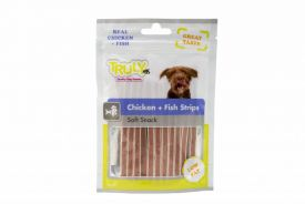 Truly - Soft Chicken & Fish Strips