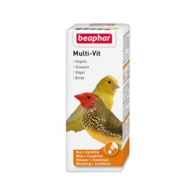 Beaphar Multi Vit Bird 20ml