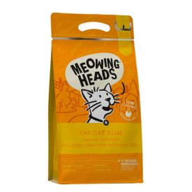 Meowing Heads Fat Cat Slim