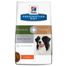 Hill's Prescription Diet Metabolic + Mobility Dog Food With Chicken