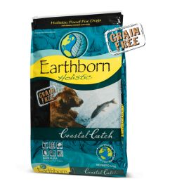 Earthrborn Holistic Coastal Catch Grain Free