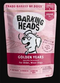 Barking Heads Golden Years 	300g