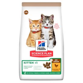 Hill's Science Plan Kitten No Grain Chicken