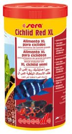 Sera Cichlid Red Xl Color Pellets
