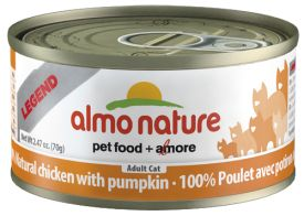 Almo Nature Cat Hfc Legend Natural Chicken And Pumpkin