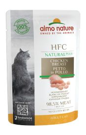 Almo Nature - Hfc Nat. Plus Chicken Breast 55gr
