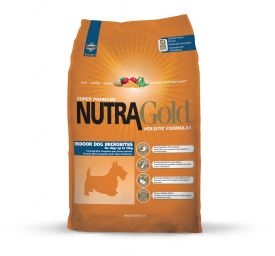 Nutra Gold Indoor Adult Dog
