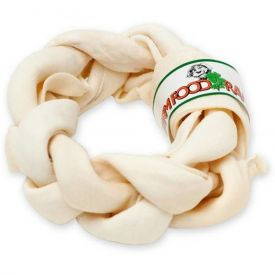image of Farmfood Dental Braided Donut 17-18cm