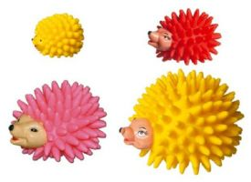 image of Camon Solid Rubber Hedgehog