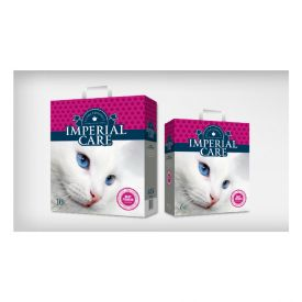 Imperial Care Clumping Cat Litter 10 L - Baby Powder