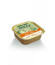 Oasy Tasty Pate Rich In Chicken For Adult Cat