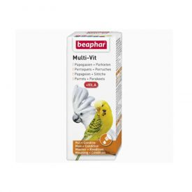 Beaphar Multi Vit Parrot 20ml