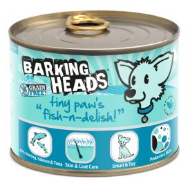 Barking Heads Wet Food Fish N Delish