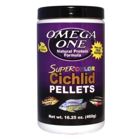 Omega One Cichilid Small Pellets