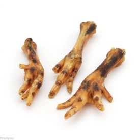 image of Dried Chicken Feet