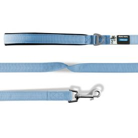 image of Curli - Basic Leash Light Blue 2 X 140cm