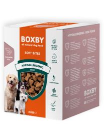 Boxby - Dog Food Salmon 2kg