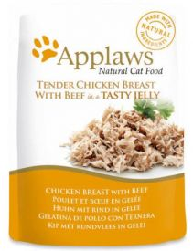 Applaws Cat Jelly Pouch Chicken / Veal