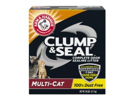 Arm And Hammer Clump & Seal Multi-cat