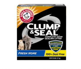 Arm And Hammer Clump & Seal Fresh Home