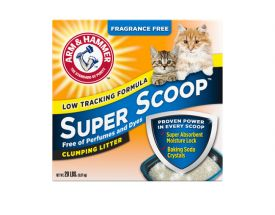 Arm And Hammer Super Scoop Fragrance Free