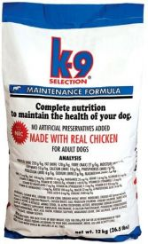 K9 Adult Maintenance 20kg
